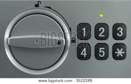 Security Lock Keypad