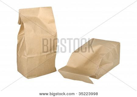 Two Paper Bag