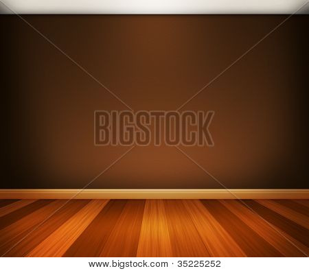 Brown Room Background