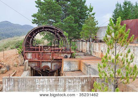 Abandoned Mine Site