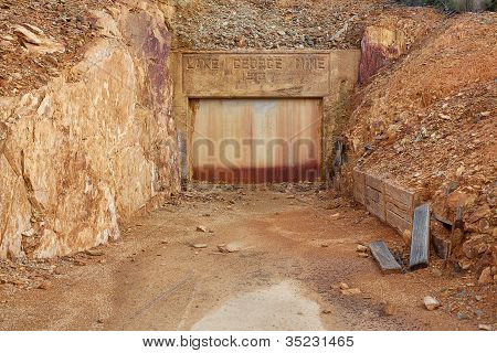 Abandoned Mine Site
