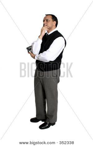 Accountant Thinking