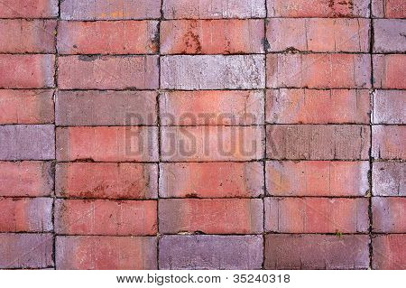 Clinker Bricks Texture.