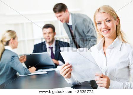 Schreibtischarbeiter