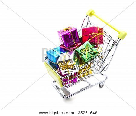 Shopping gifts