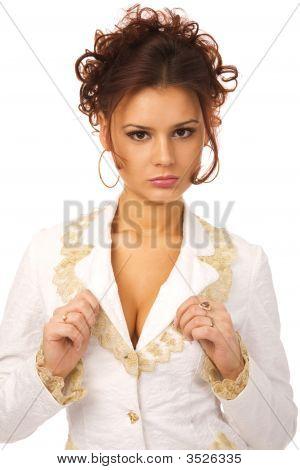 Strict Woman