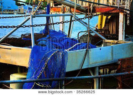 Trawler Fremantle,Western Australia