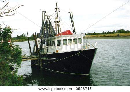 Fishing Boat, 'Dallas'