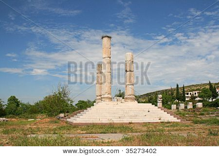 Apollon Smintheus Tempel