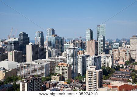 Centro de Toronto, Canadá