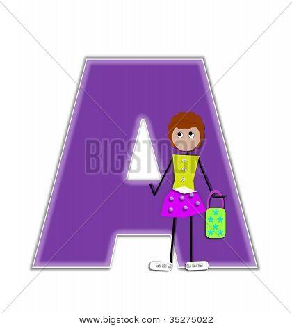 Alphabet Diva A