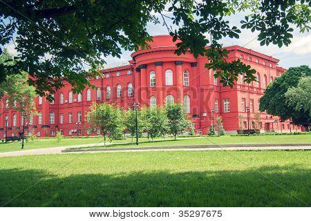 Universidad Nacional de Kiev