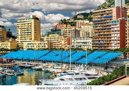 Preparation To Formula 1 Monaco Grand Prix, France