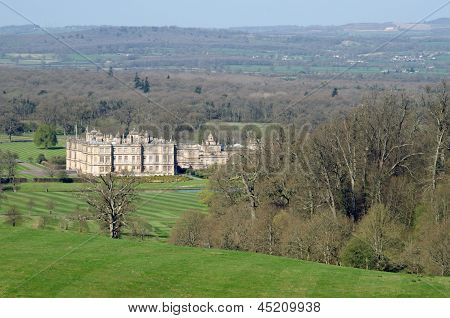 Longleat House, Wiltshire, UK