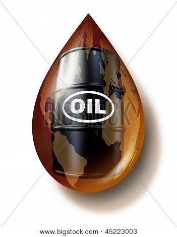 Petroleum Industry poster