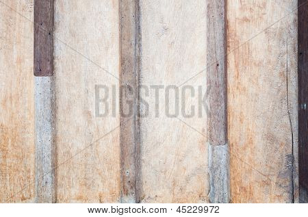 Vintage Wooden Wall Texture Background