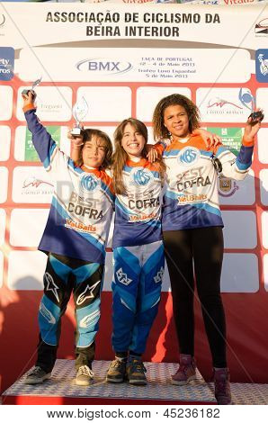 Girls 14 Years Podium