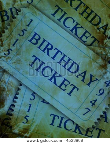 Birthday Ticket