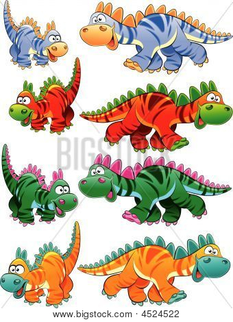 Types Of Dinosaurs