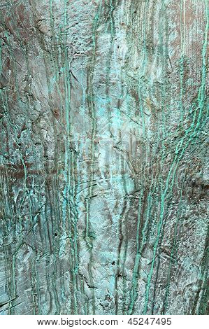weathered bronze background