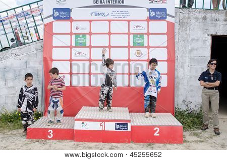 Pupils Podium