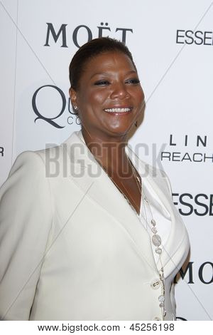 LOS ANGELES - MAR 4: Queen Latifah at the 3rd annual Essence Black Women in Hollywood Luncheon at the Beverly Hills Hotel in Beverly Hills, California on March 4, 2010