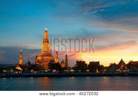 Wat Arun the Temple of Dawn