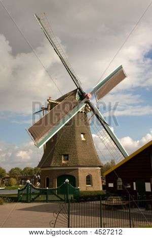 Historic Windmill
