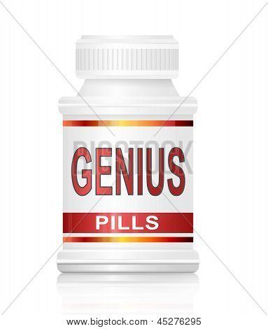 Genius Pills.