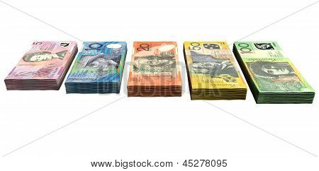 Australian Dollar Notes Collection