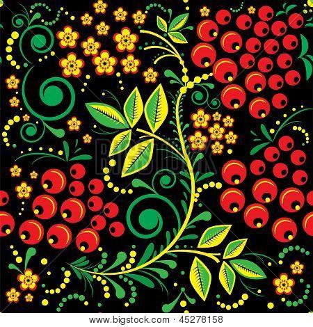 Sortiment Seamless Pattern Hintergrund