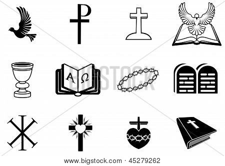 Christian Religious Signs And Symbols
