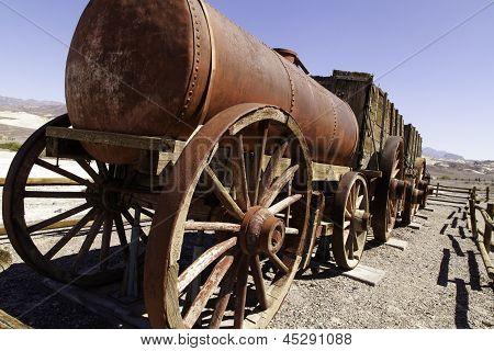 Borax Wagon