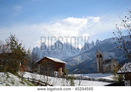 Dolomites Mountain Village