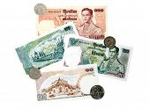 Thailand Currency And Coinage poster