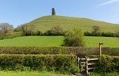Glastonbury Somerset England UK
