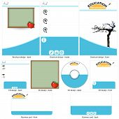 Education Template Design