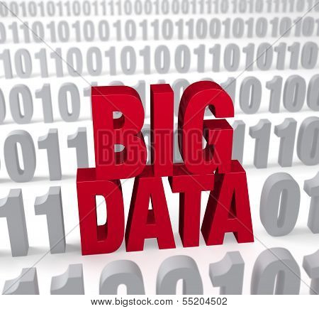Big Data In The Numbers