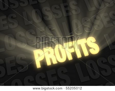 Profits Shine
