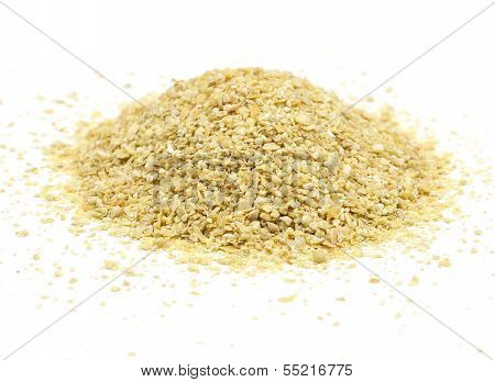 Soybean Meal Pile