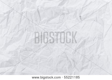 wrinkled paper texture or background