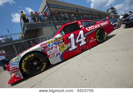 Nascar:  July 24 Allstate 400 At The Brickyard