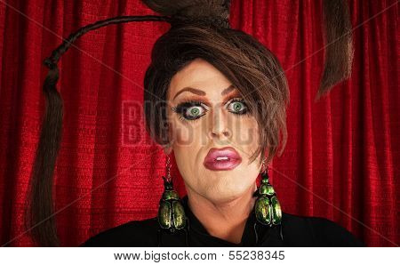 Spaced Out Drag Queen