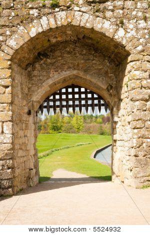 Medieval Gate
