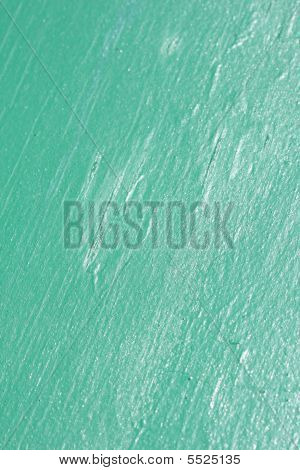 Glossy Green Stucco