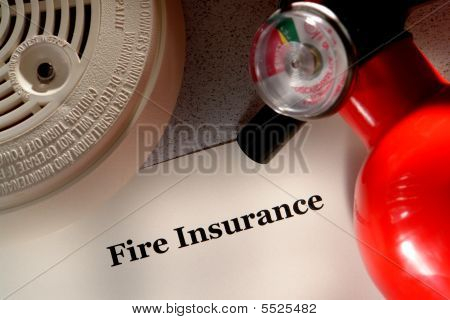 Fire Insurance Document