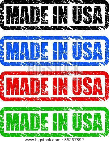 made in the isa stamp