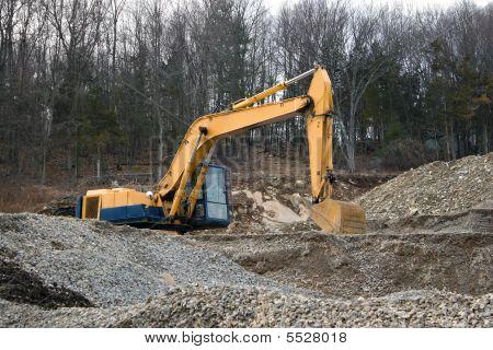 Construction Heavy Machinery