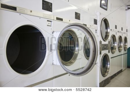 Estera de lavandería