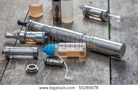 Advanced Vaping Device